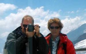 ronald scherpenisse   3454 meter and still a mirror   Junhfraujoch Switzerland