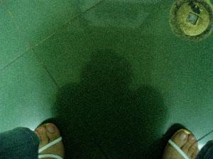 cristina | Taking a Pee | Manila, Philippines