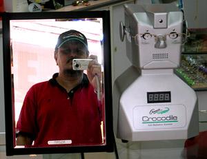 Kamal Shah | I, not Robot | Kuala Lumpur, Malaysia