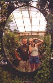 Kristen Vogel | Reflections of Home | Botincal Gardens - Buffalo, NY