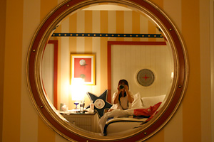 Marie | Nautical Theme | Argonaut Hotel, San Francisco