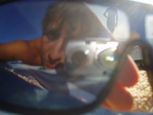 tom g. | beach thru a lens | milopotas beach, greece