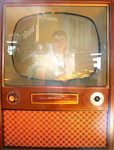 Martin Ouellet   RCA Victor   Matane, Quebec, Canada