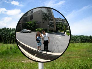 Lim Lynn | Reflections in the Mirror | Cyberjaya, Malaysia
