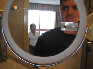 Brian | Makeup Mirror | Kansas City, MO