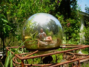 Claire Thomas | Living in a bubble | Mandeville, La.-not far from New Orleans