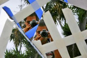 Richard Yaker | Double Vision | Venice CA