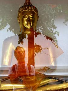 Daniel Boud | Contemplating Buddha | Bangkok, Thailand