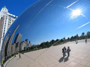 grace | The Bean | Chicago