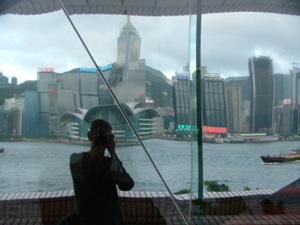 Renaud | Hong Kong reflexion | Hong Kong, Kowloon.