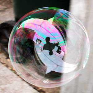 Adam | bubble me | Kensington Market, Toronto, Canada