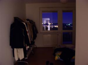 nikodem | night window | Gdansk