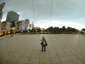 Steven Downs | me and my bean | chicago