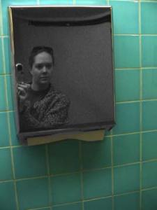 April Blankenship | Wilma Theatre Bathroom | Montana Festival of the Book (Missoula)