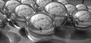 Andy Barton | Balls | Palais Royal, Paris