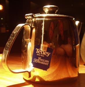 Becca Kimber | Anniversary Tea | Pizza Express, London