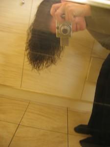Audrey J | Wet hair in the kitchen | Melbourne, Australia