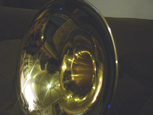 Larger | French Horn | Paris, France