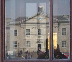 Niall Murphy | Trinity College Dublin, through a glass, darkly | Dublin, Ireland