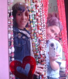 Meruan Bonilla | beads, lots of beads! | San Juan, PR
