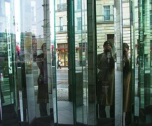 Emese Gy. | Berlin reflections | Berlin