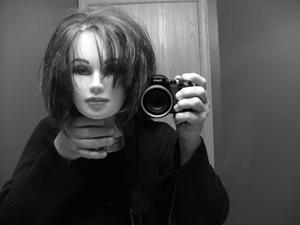 Suzanne K | The Disembodied | Son's bathroom