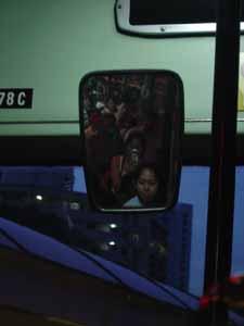 khristine pantanilla | bus ride | singapore