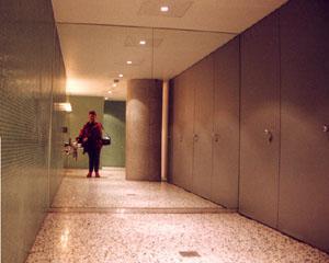 Jenny Cockshull | Arty Toilet | Rotterdam, Netherlands