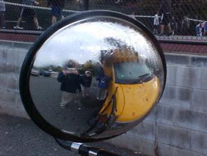 Mitch Mitchell | Short Bus Side View | Ridgewood High