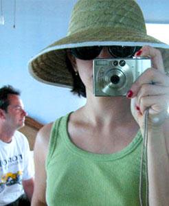 Alejandra Valera de Barrett | Beach Vacation