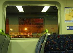 Audrey J | Stopping all stations to Epping | Melbourne, Australia