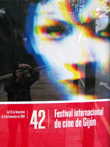 Balthusar Alvarez | The Gijón Film Festival... | Oviedo,  northern Spain