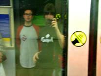 valenfina | subway | Santiago, Chile