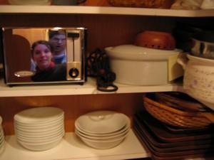 Audrey J | Cupboard toaster | Melbourne, Australia