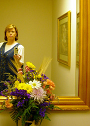 Shana Z | Self Reflective at Johnson Ferry Baptist Church | Marietta, Georgia