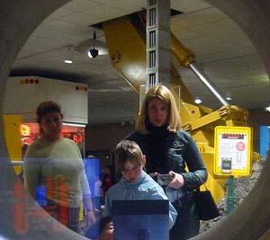 Rachelle Bowden   Museum of Science & Industry - Energy Lab   Chicago