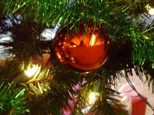 Andrea Warren | Christmas Tree Bauble | Moscow, Idaho