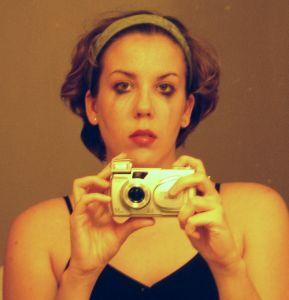 meg | these eyes are melting | my bathroom, winter park, fl
