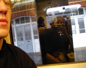 Alina Holladay   Self-portrait with Edwin   U.K.