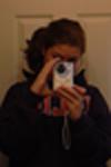 laura | self portrait reflection | illinois