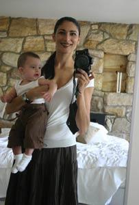 jen boxer | Matching Mum and Maeve | Sydney Australia