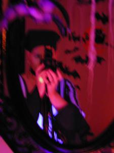 Teresa Dickert   Pirate in the Mirror   Savage's house