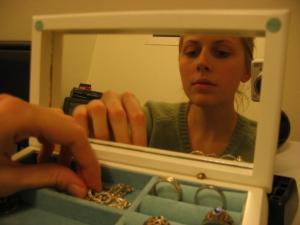Kristen Vogel | shiny accoutrements | Buffalo, NY