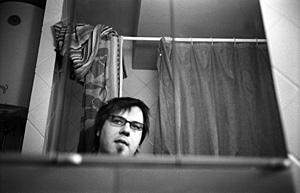 Martin Fuchs | Me in the bathroom #1 | Vienna, Austria