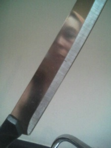 Jessica Pierce | knife | Atlanta