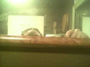 Jessica Pierce | eyebrows | Atlanta. Roman Lily's bathroom