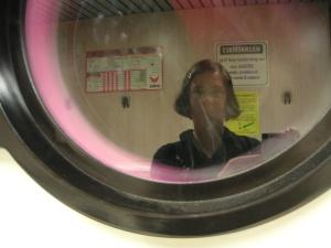 christine freeland | Laundry Mat Dryer | Ghent, Belgium