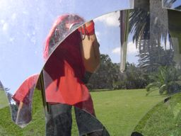 meg | werribee park sculpture | melbourne, australia
