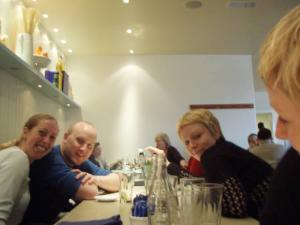 lucy spink | Carluccio's for Calzoni | Oxford, UK