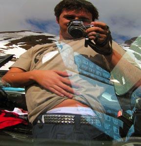 Thenine | Snow_Mirror_Project | Astun, Spain